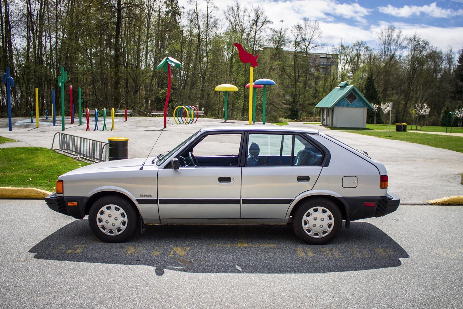 1986 Hyundai Pony Autos Ca