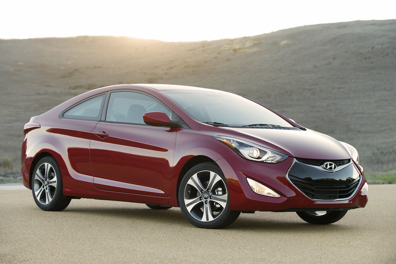 2014 hyundai elantra coupe. Black Bedroom Furniture Sets. Home Design Ideas