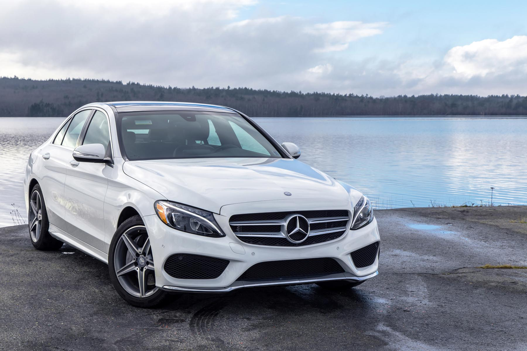 2015 mercedes benz c 400 4matic