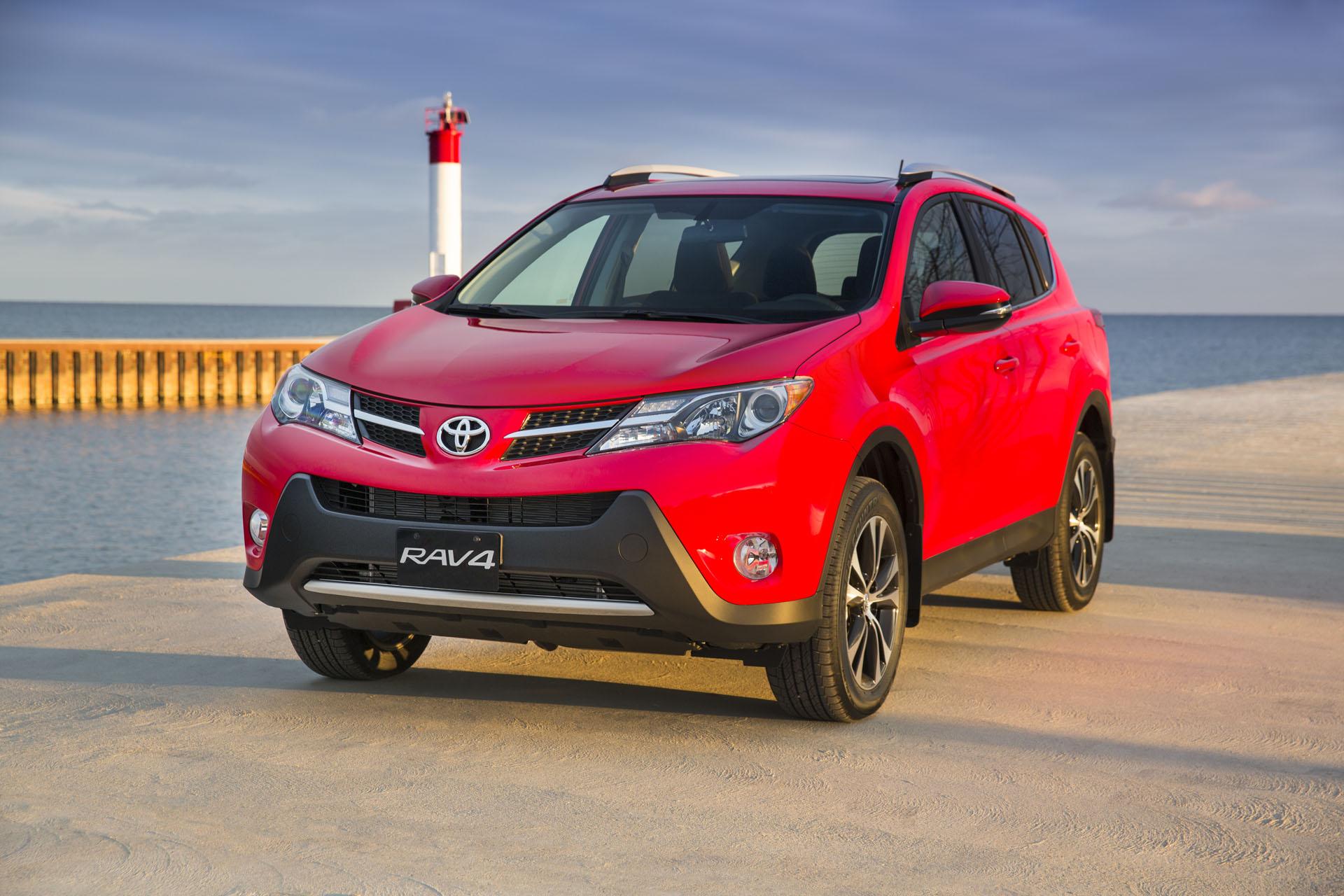 2015 Toyota Rav4 Autos Ca