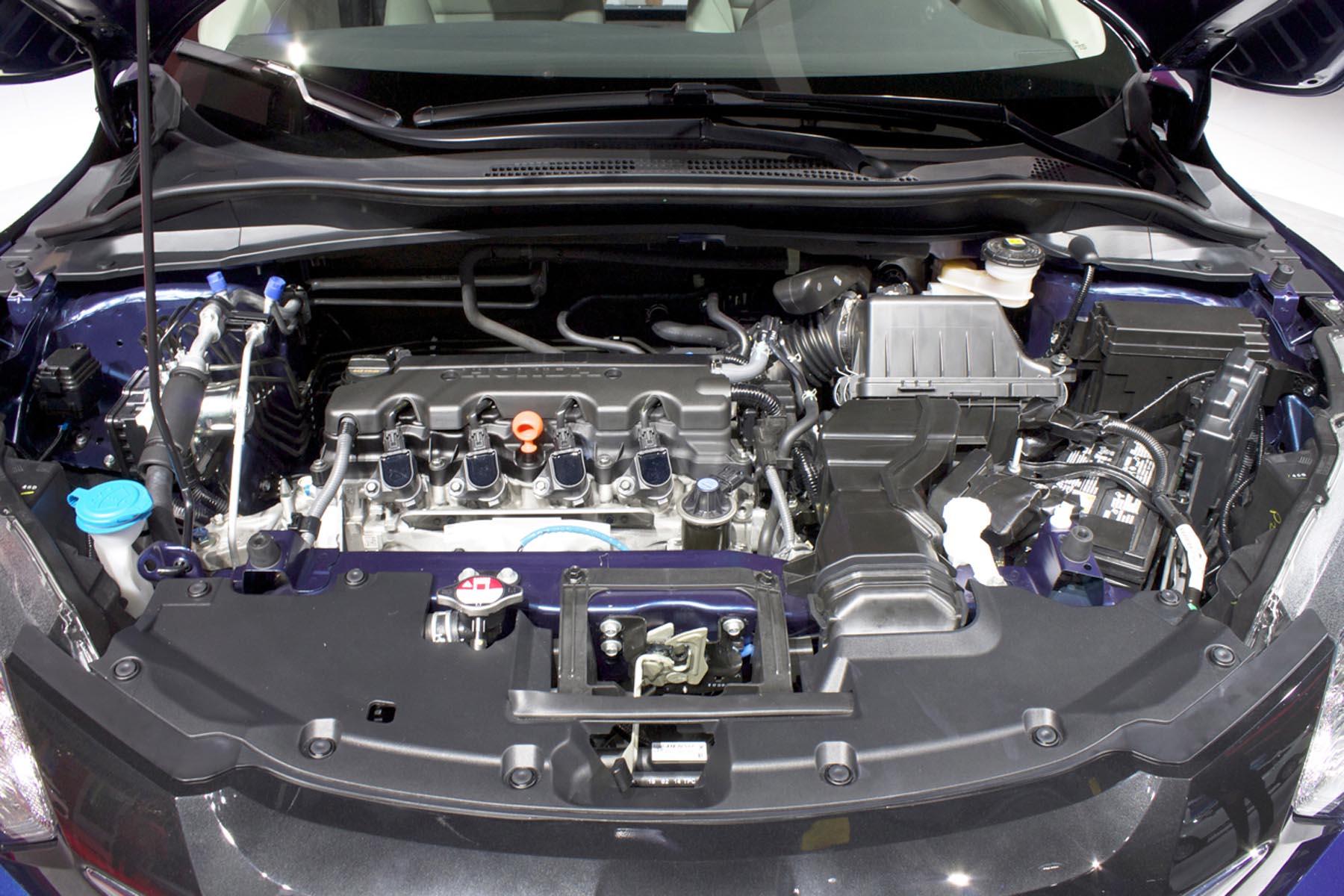 2016 Honda Hr V Autos Ca