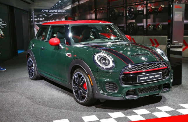 Ram Rebel Price >> UPDATE: MINI John Cooper Works Heading to Detroit with 228 ...