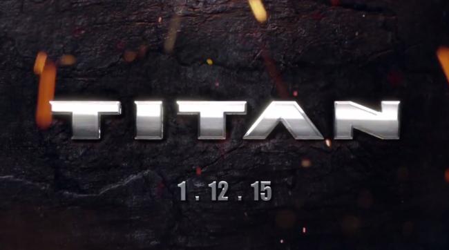 Nissan Titan Teaser Title Screen