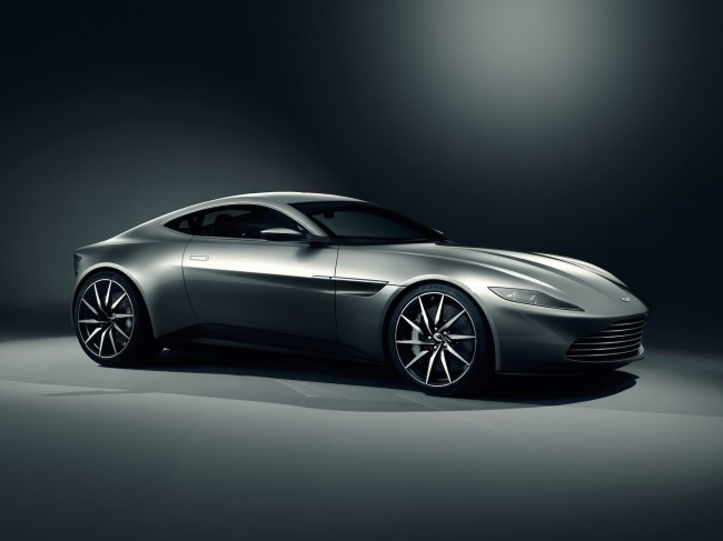 "Aston Martin DB10 for James Bond ""Spectre"""