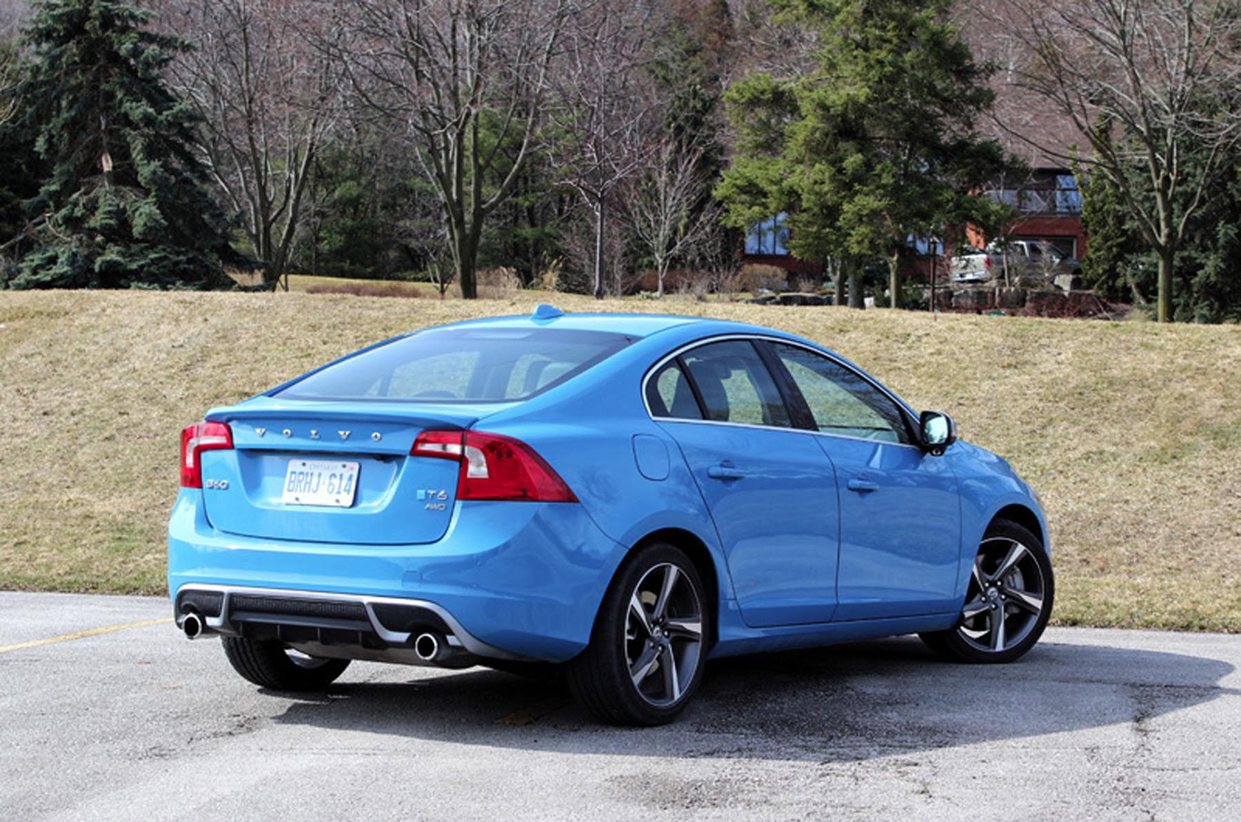 2013 volvo s60 r design autos ca