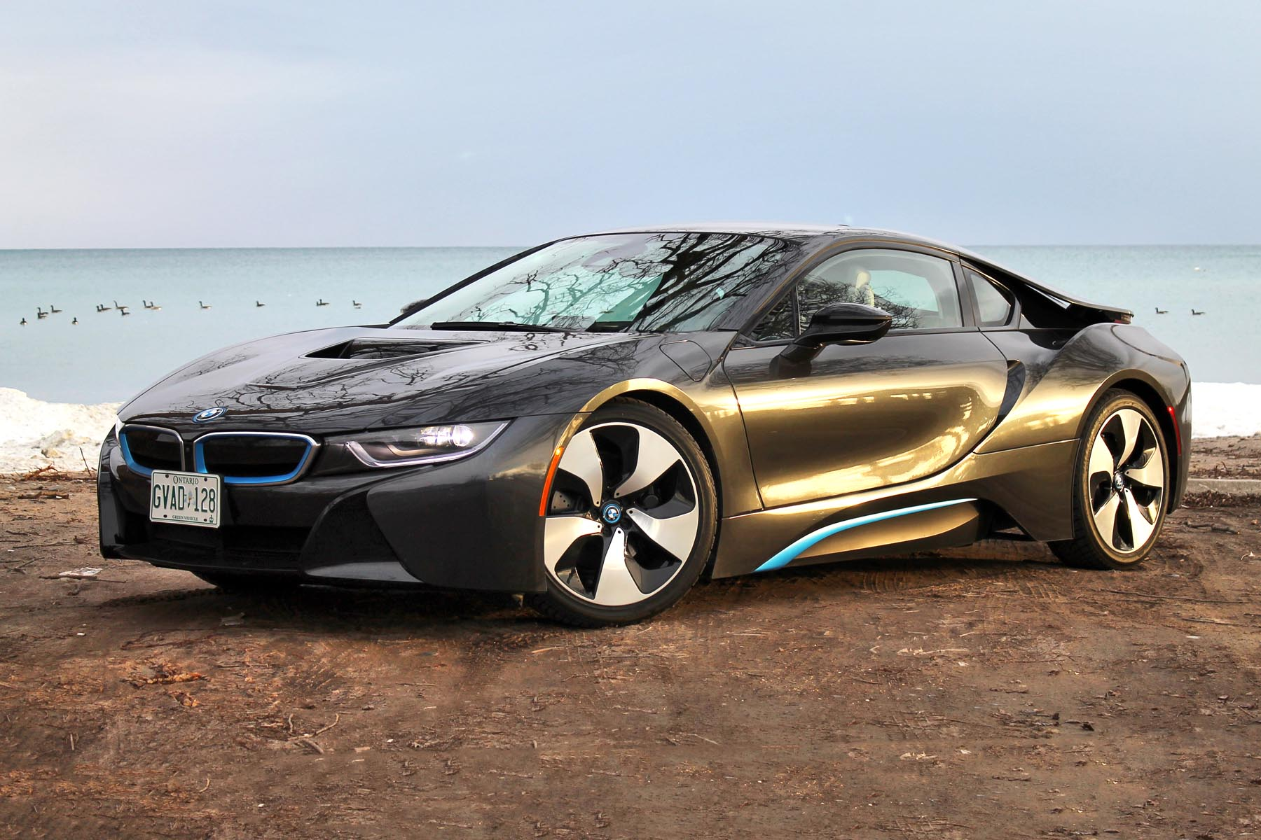 Test Drive 2015 Bmw I8 Autos Ca