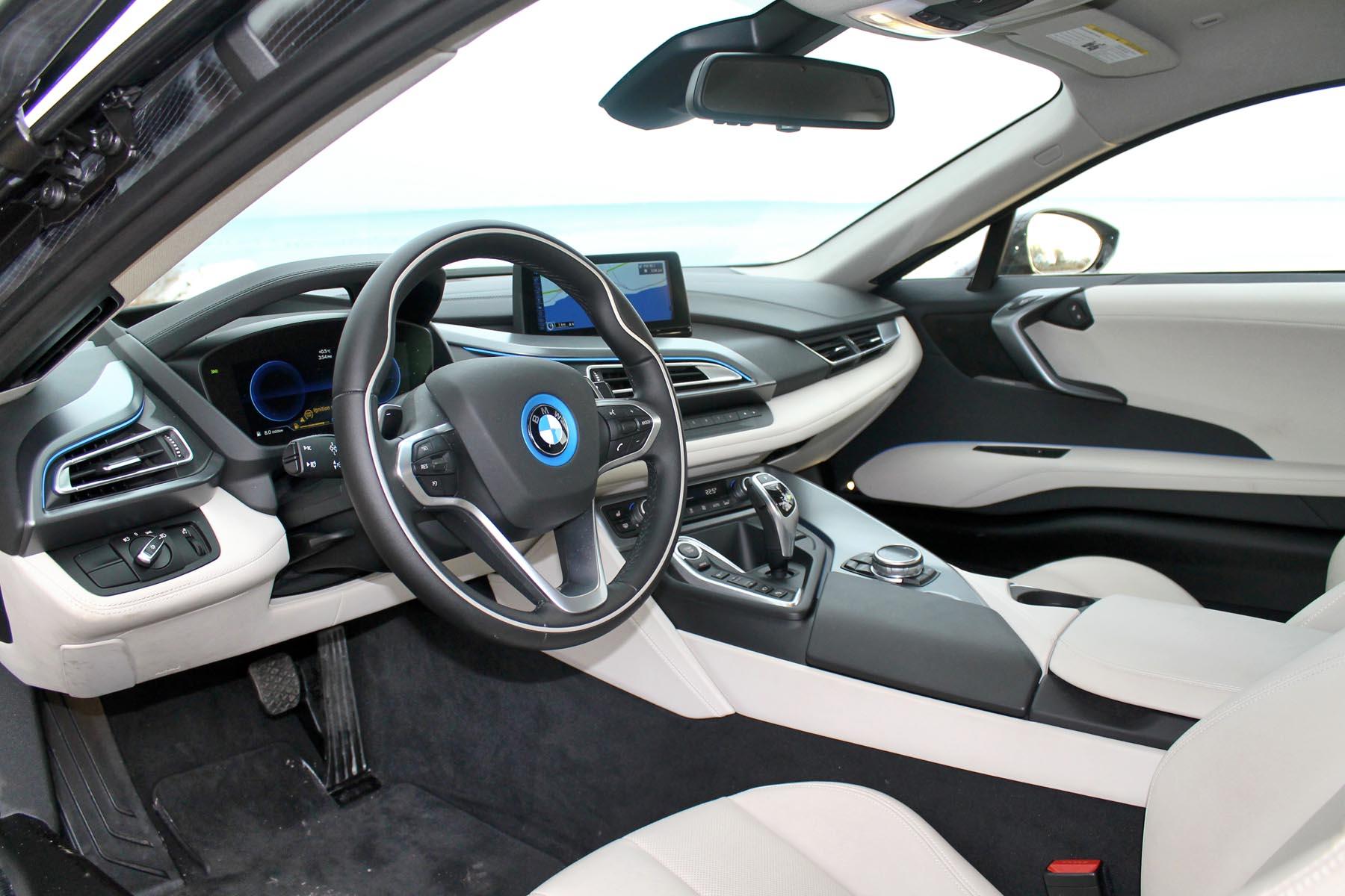 2015 Bmw I8 Autos Ca
