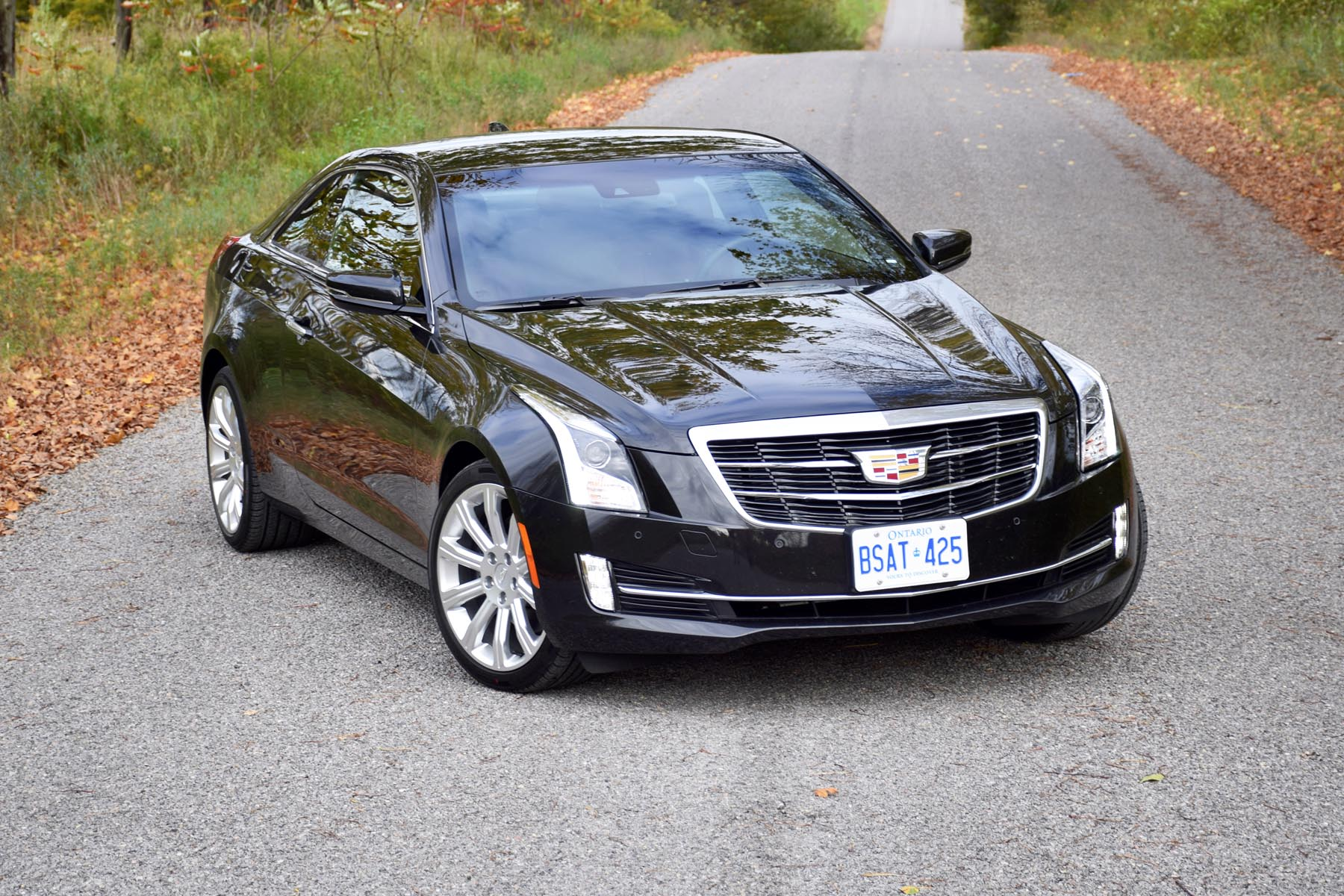 2015 Cadillac ATS 20L Turbo Performance AWD Coupe Autosca
