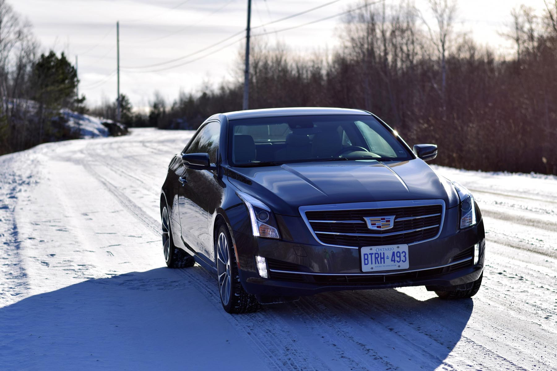 2015 Cadillac ATS 2.0L Turbo Performance AWD Coupe - Autos.ca