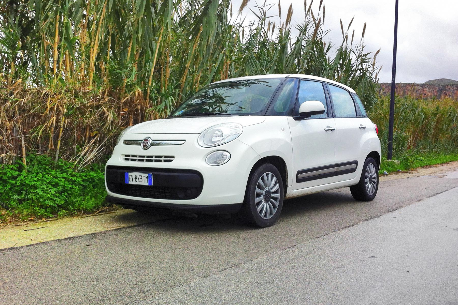 Road Trip Sicily In A Fiat 500l Page 4 Of 5 Autosca Page 4