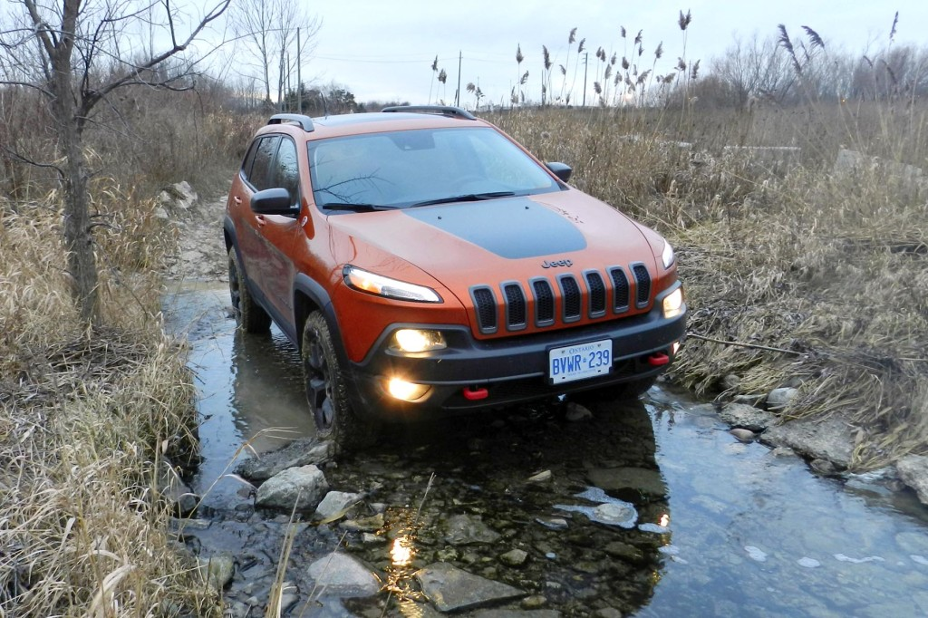 2015 Trailhawk Test Drive And Review 2014 Jeep Cherokee Forums