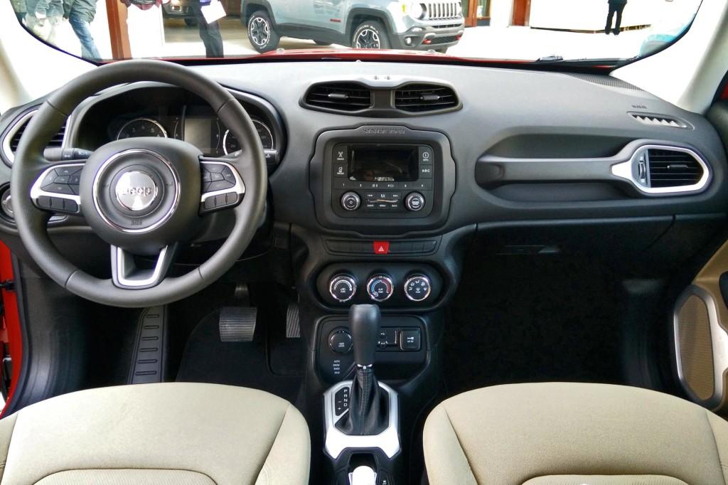 2015 Jeep Renegade 4x4 Sport