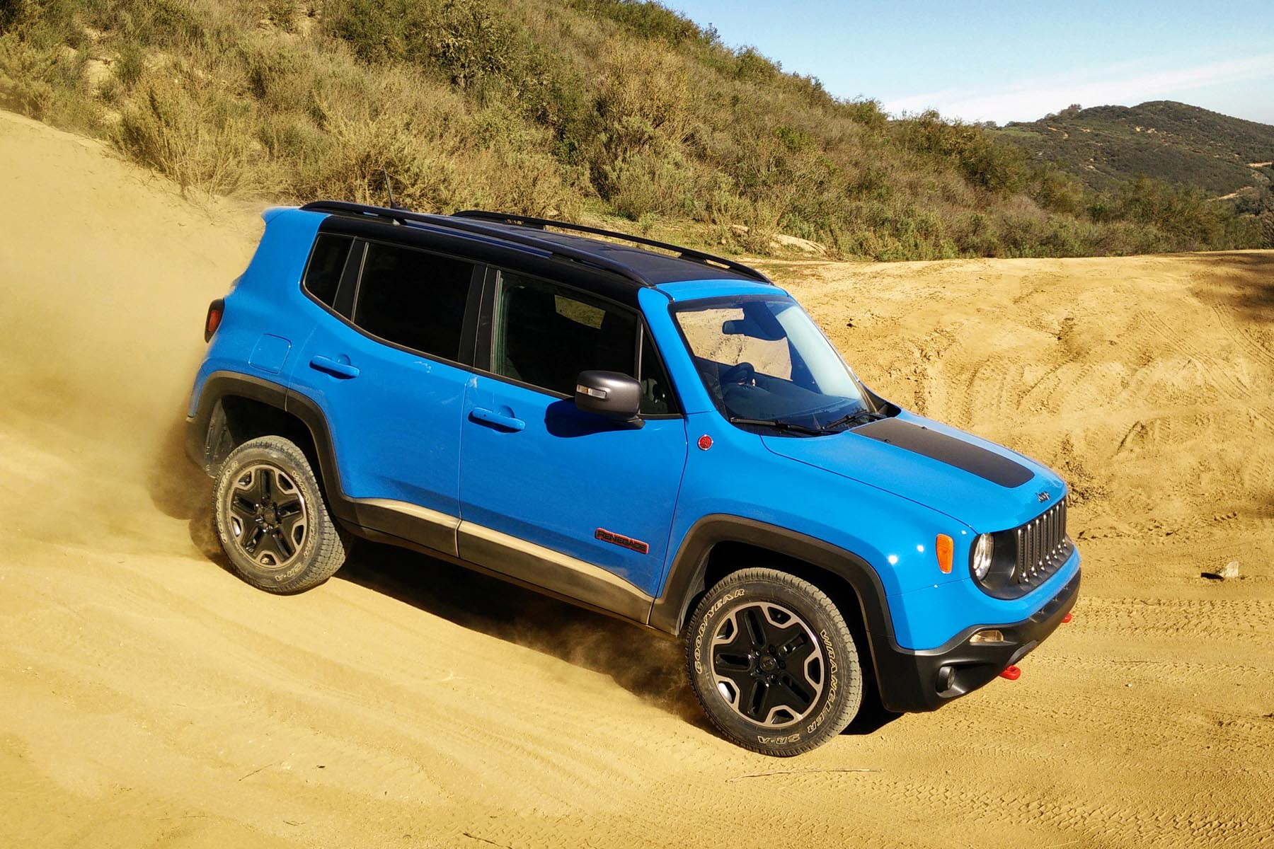 2015 jeep renegade 4x4 trailhawk. Black Bedroom Furniture Sets. Home Design Ideas