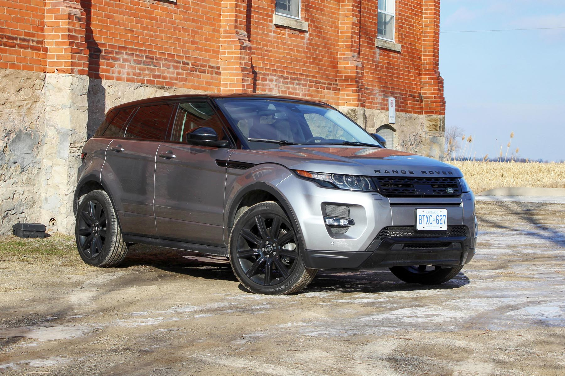 2015 Land Rover Range Rover Evoque Dynamic Autos Ca