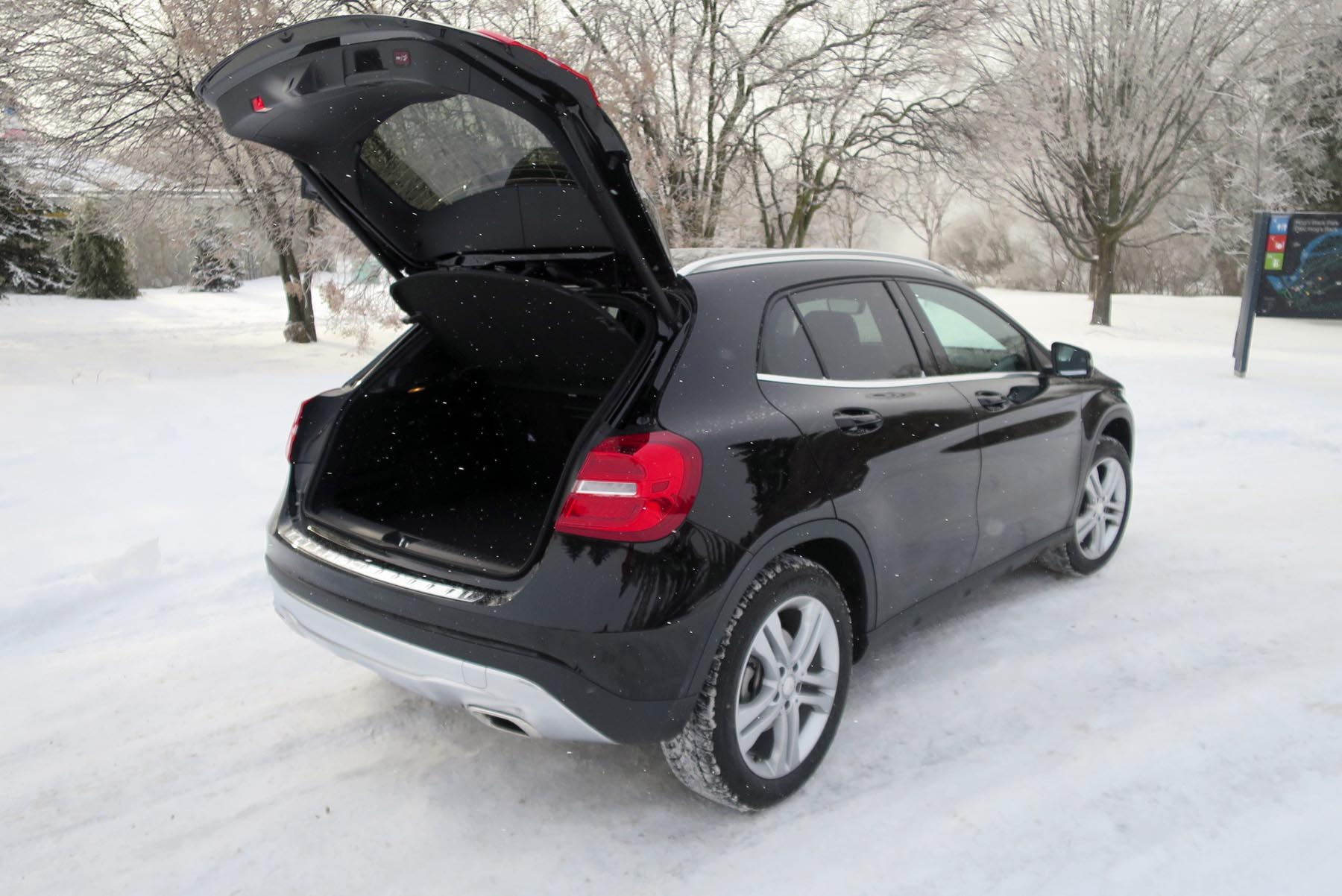 2015 Mercedes Benz Gla 250 4matic Autos Ca
