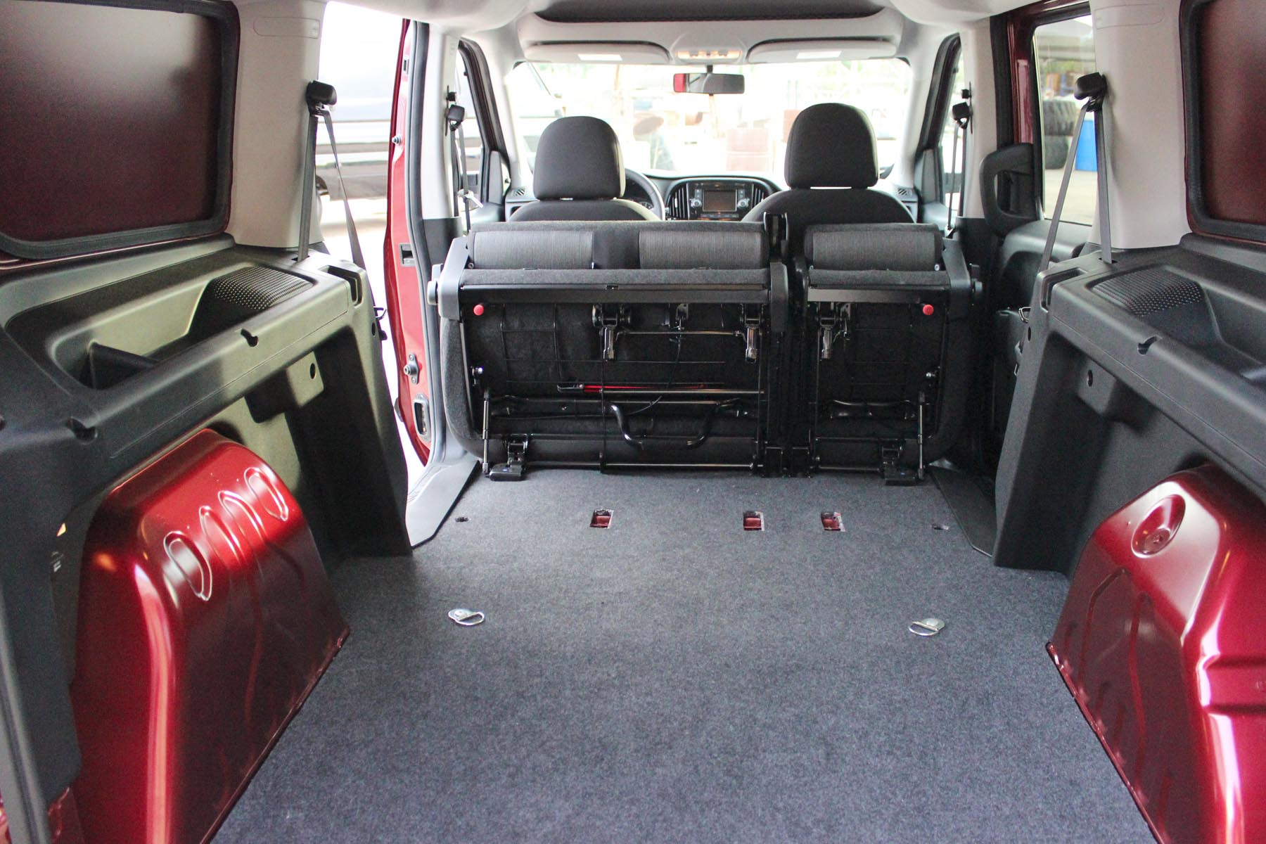 Ram Promaster City Wagon Interior Latest News Car