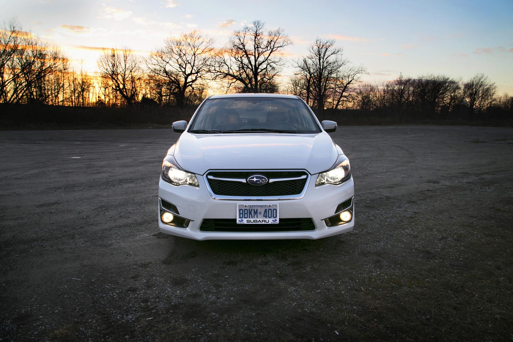 2015 subaru impreza 2.0i limited 5-door - autos.ca