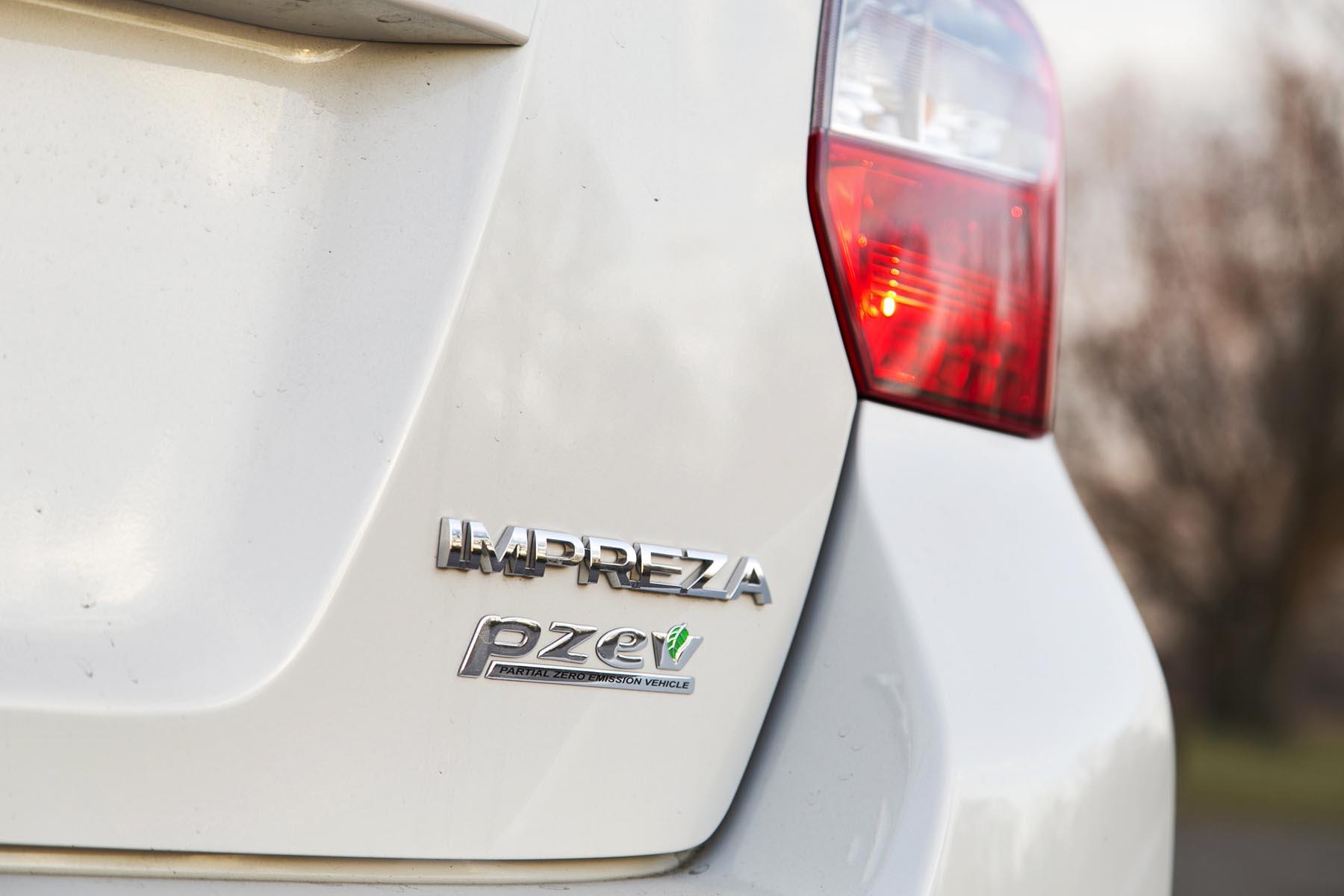 2015 Subaru Impreza 2.0i Limited 5-Door