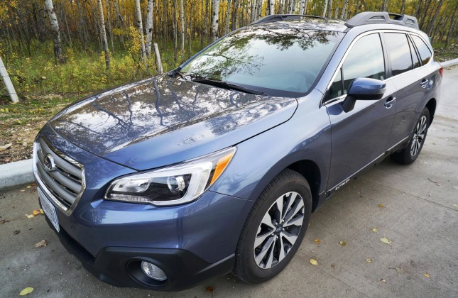 test drive 2015 subaru outback 3 6r limited. Black Bedroom Furniture Sets. Home Design Ideas