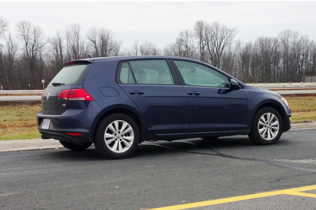 2015 volkswagen golf 5 door comfortline