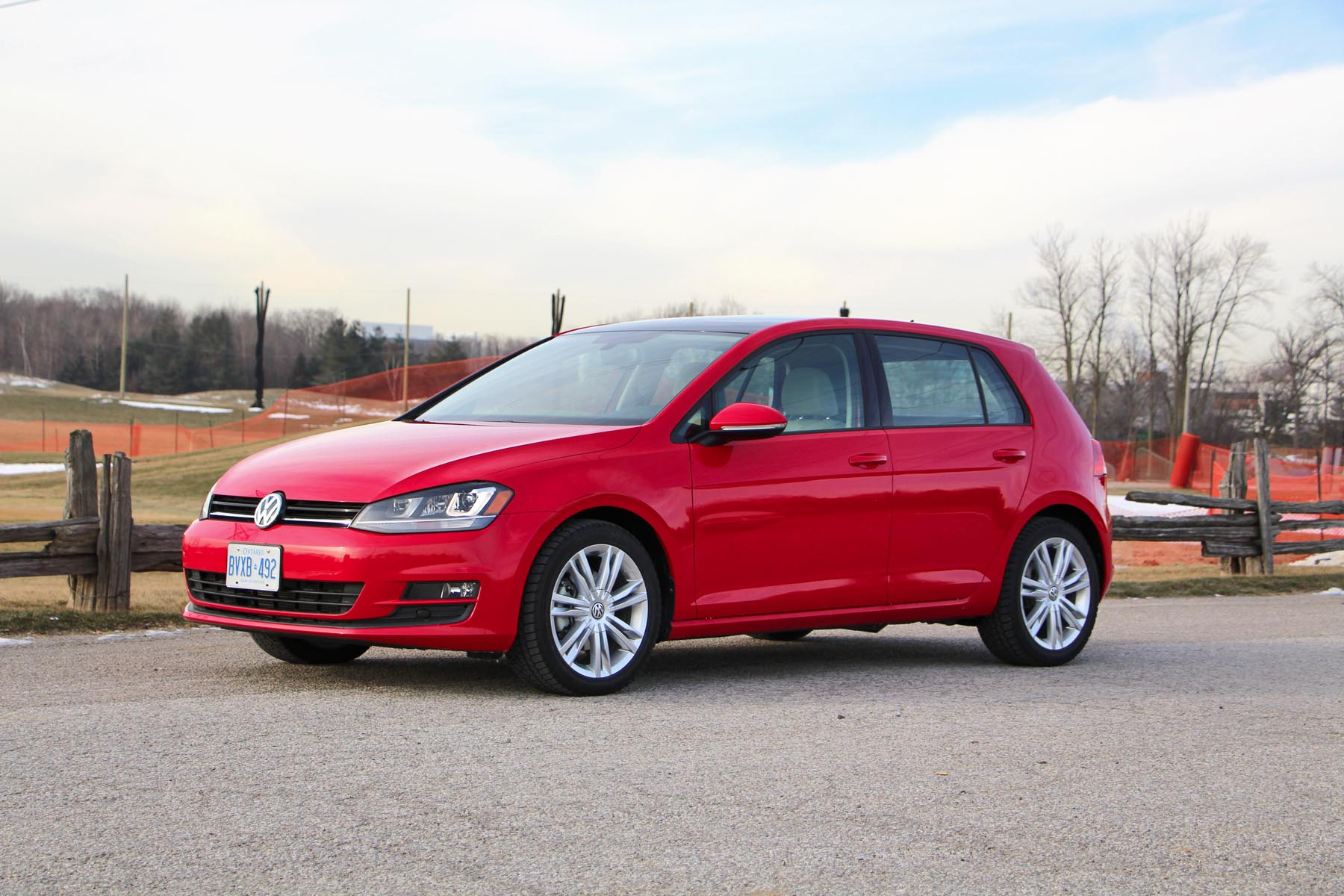2015 Volkswagen Golf 5 Door Highline Tdi Dsg Autos Ca