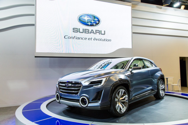 Subaru Viziv2 Concept - Montreal International Auto Show