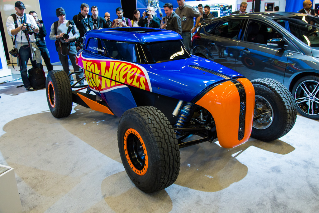 Ford Hot Wheels Rip Rod Montreal International Auto Show