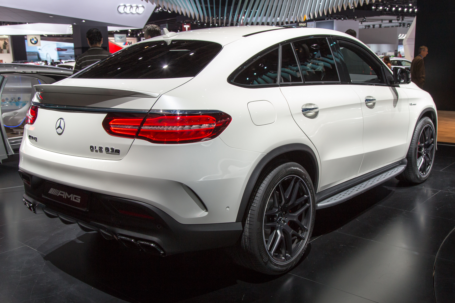 Mercedes Amg Gle 63 S Coupe Autos Ca