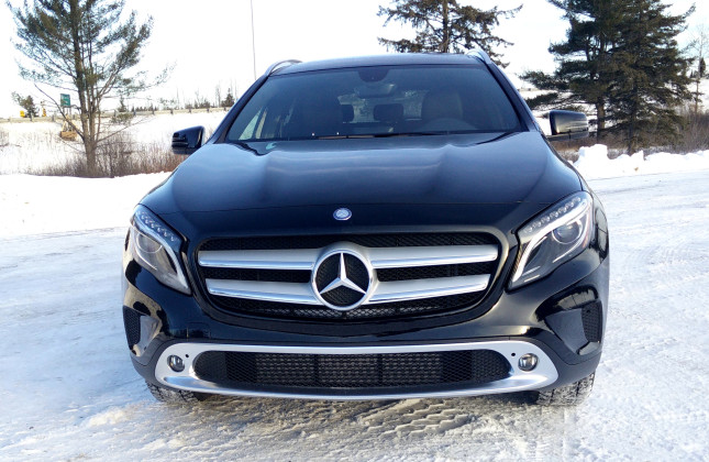 day by day review 2015 mercedes benz gla 250 4matic. Black Bedroom Furniture Sets. Home Design Ideas