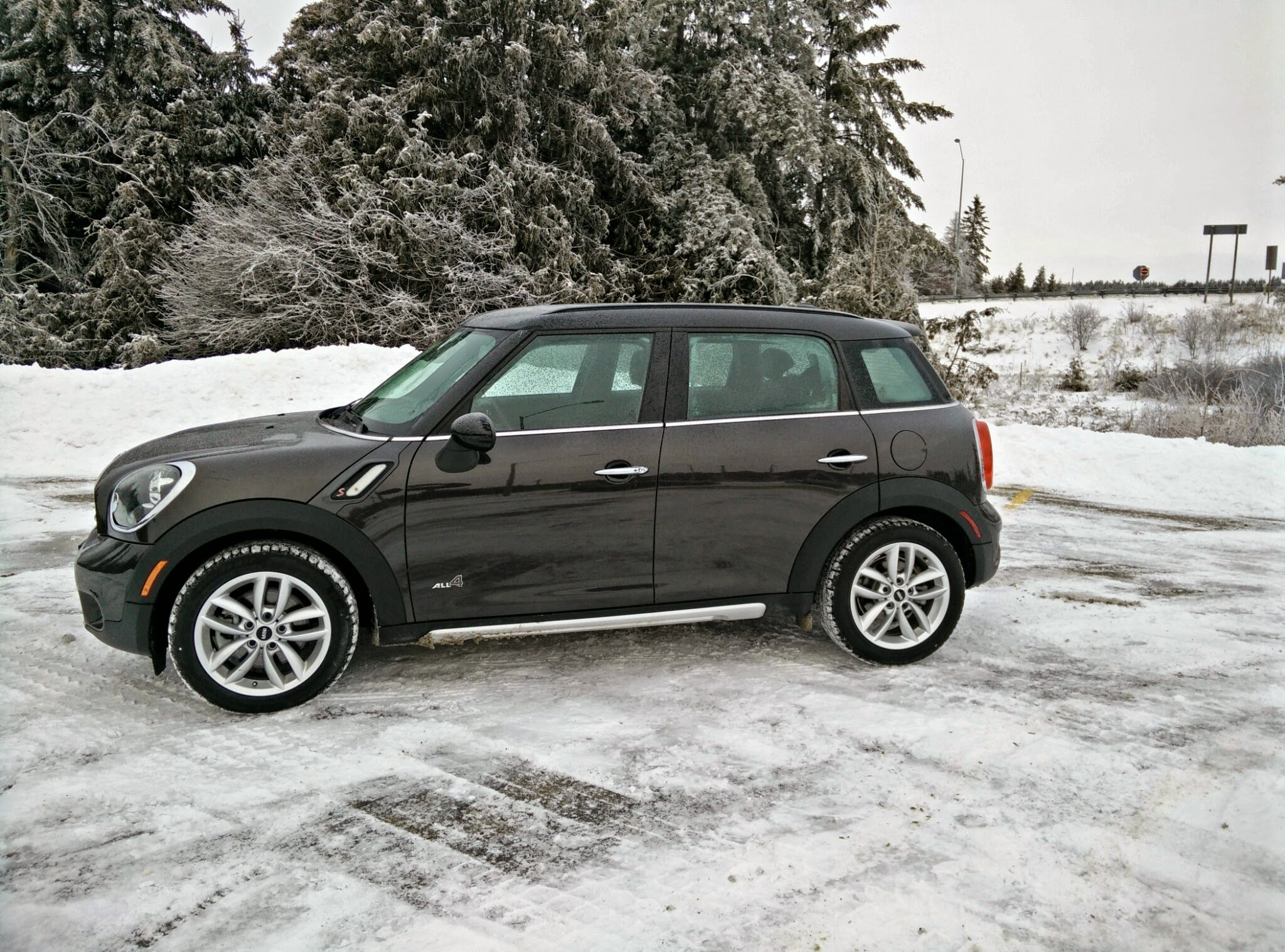 Day By Day Review 2015 Mini Cooper S Countryman All4 Autosca