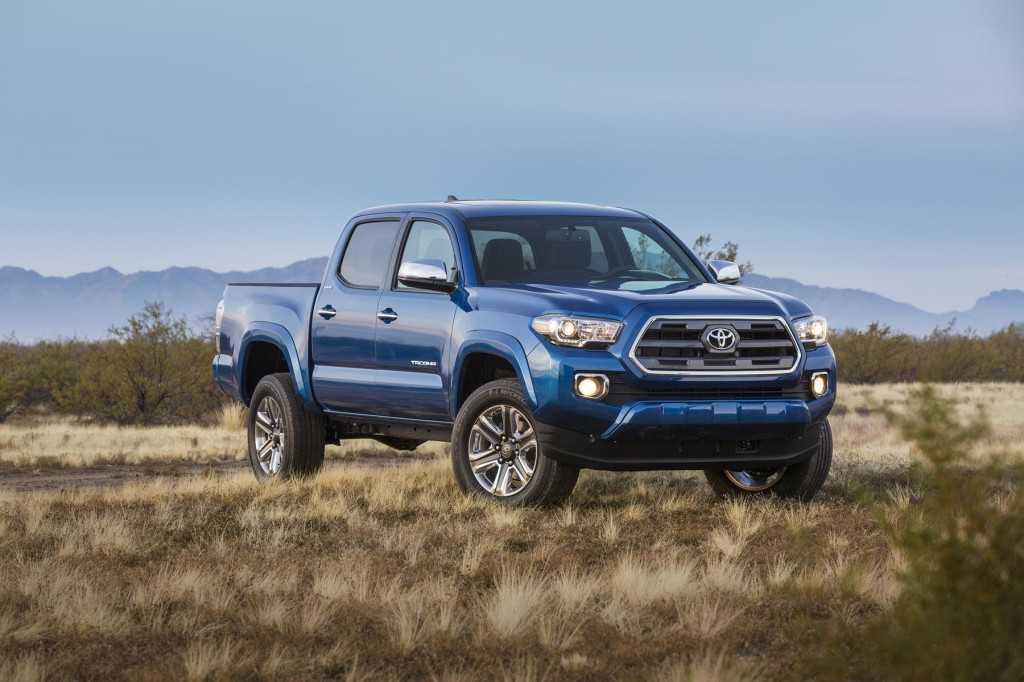 preview 2016 toyota tacoma. Black Bedroom Furniture Sets. Home Design Ideas