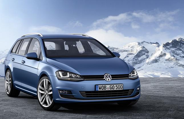 CONFIRMED: Volkswagen Golf Sportwagon Goes On Sale March In