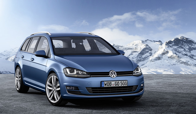 2015 Volkswagen Golf Sportwagon