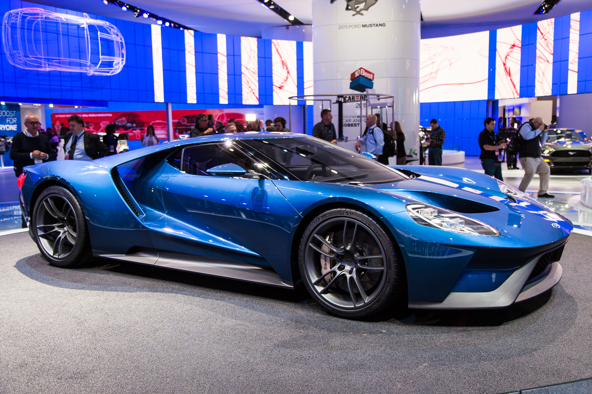 Ford Gt To Be Built In Markham Ontario Autos Ca