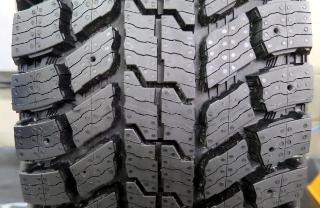Winter Tire Review General Tire Grabber Arctic Lt Autos Ca