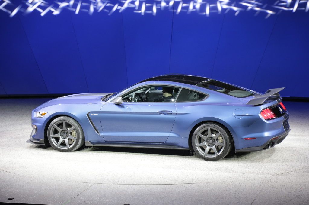 Shelby Gt350r Mustang Autos Ca