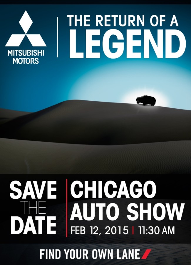 Save the Date for the Chicago Auto Show