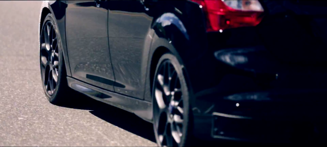 Focus RS Teaser Video Screenshot