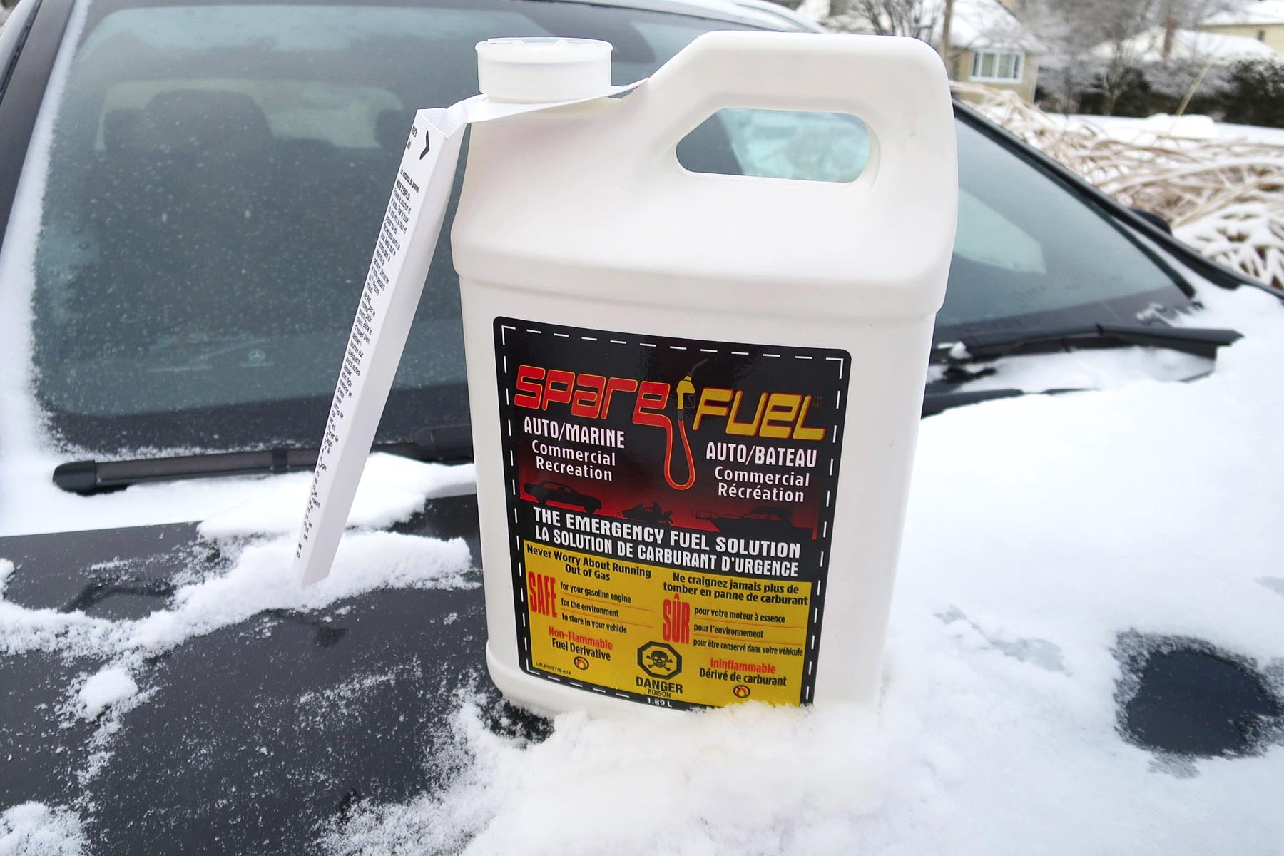 Williams Buick Gmc >> Product Review: Spare Fuel - Autos.ca