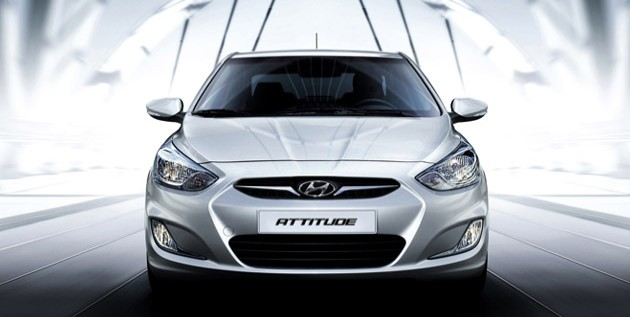 Dodge Attitude (Hyundai Accent)