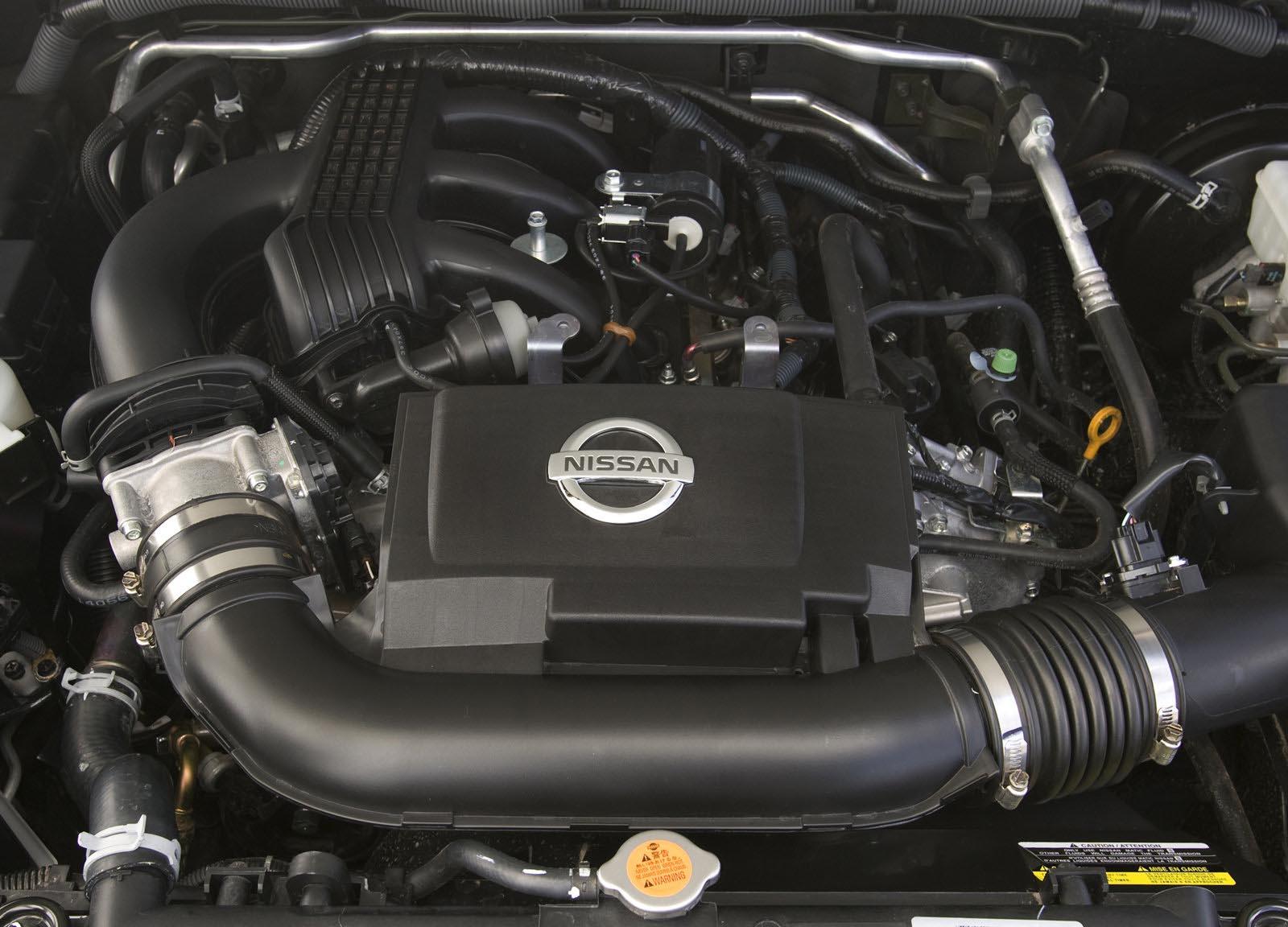 2005 Nissan Xterra Engine Bing Images
