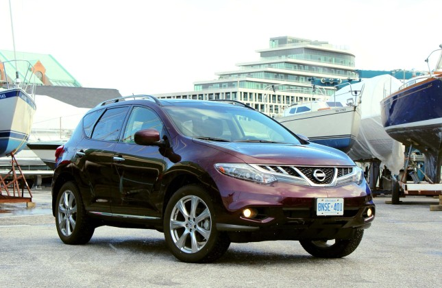 used vehicle review nissan murano 2009 2014. Black Bedroom Furniture Sets. Home Design Ideas