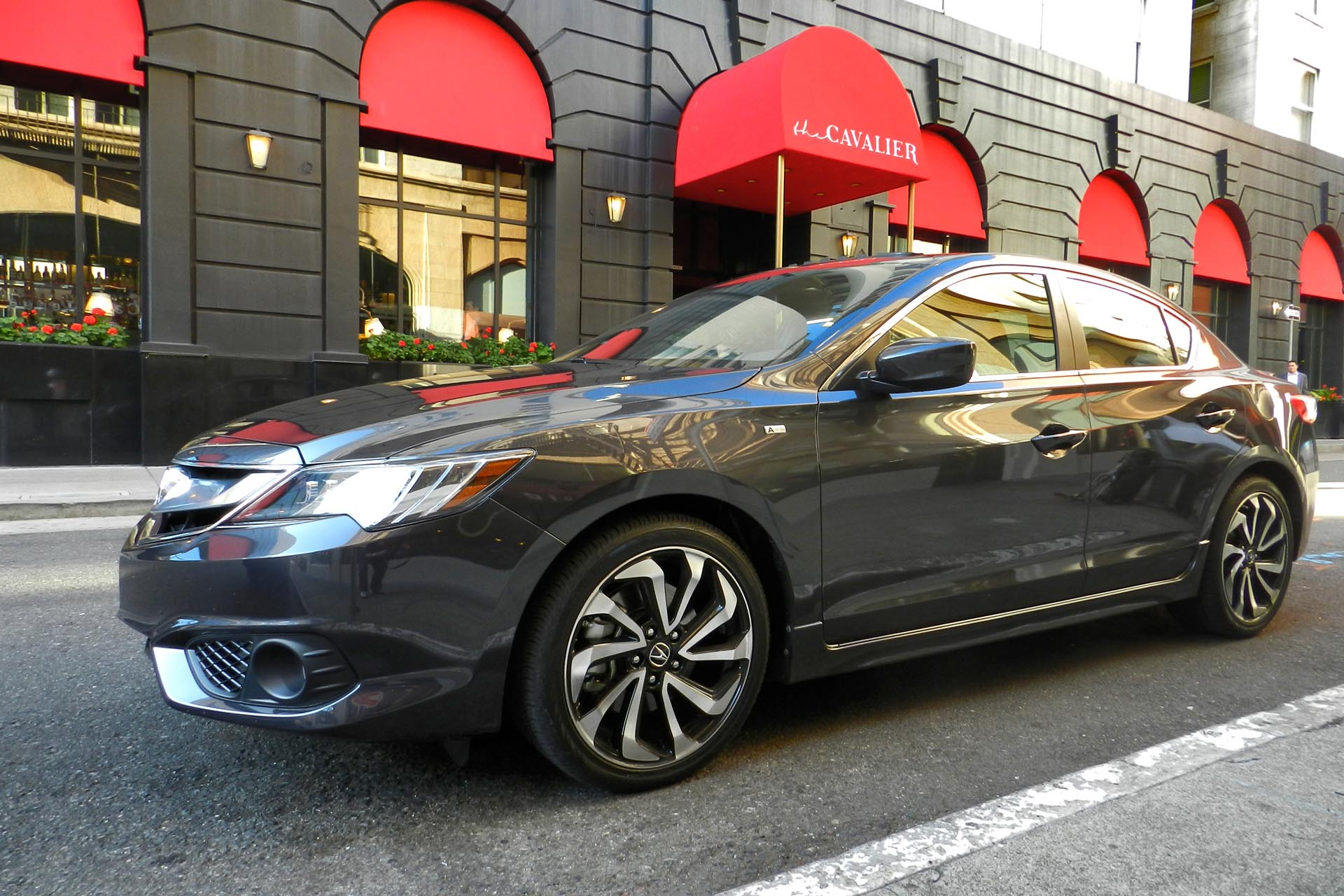 new the ilx preview previews cars car nadaguides acura introduction updated