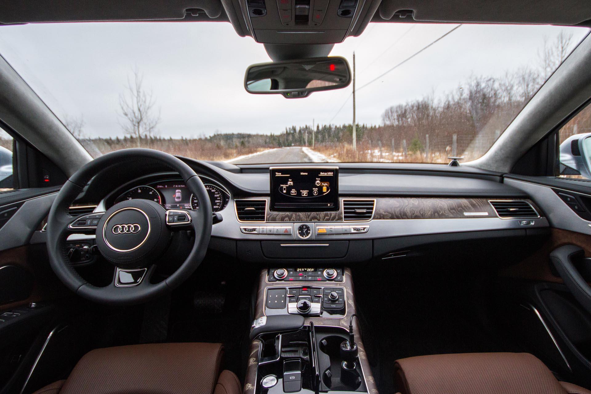 2015 Audi A8 L Tdi Quattro Autos Ca