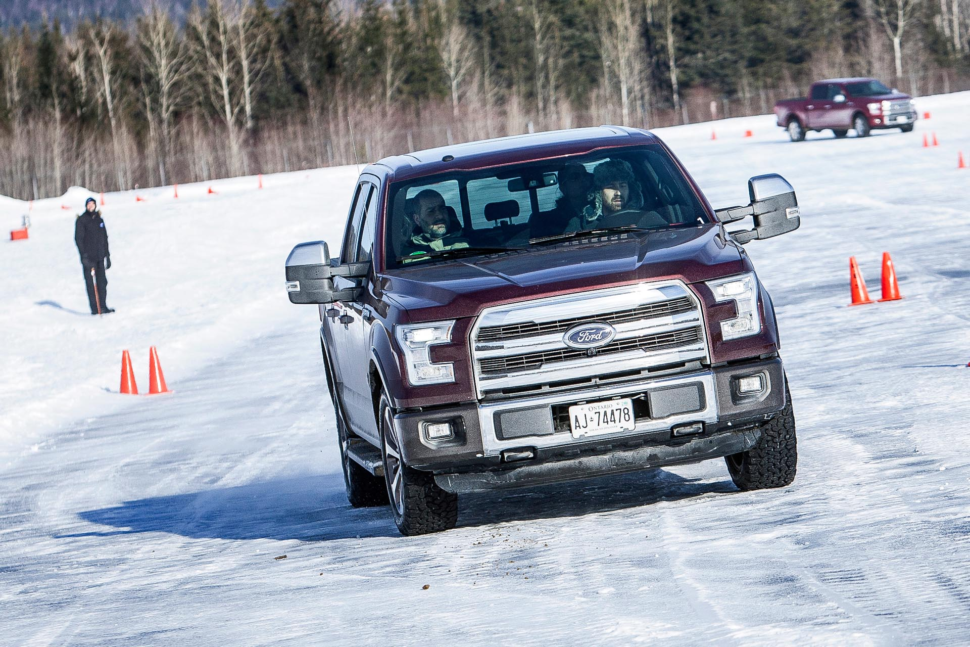 2015 Ford F 150 Winter And Off Road Event Autos Ca