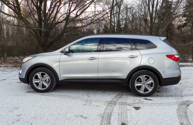 Test Drive: 2015 Hyundai Santa Fe XL - Autos.ca