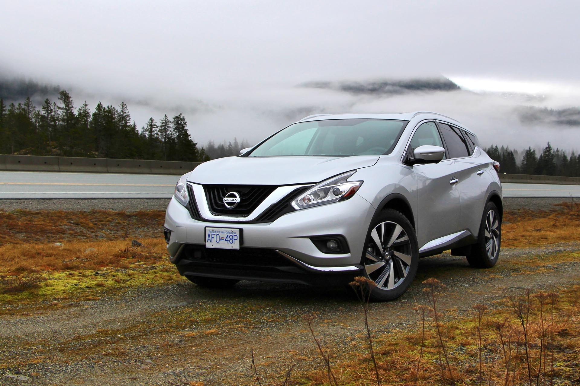 Marino Chrysler Jeep Dodge >> 2015 Nissan Murano Platinum - Autos.ca