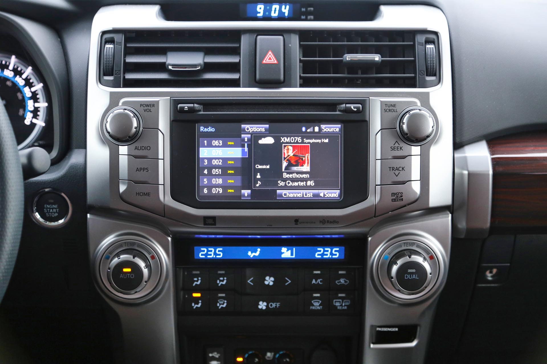Toyota 4Runner Towing Capacity >> 2015 Toyota 4Runner Limited 5-Passenger - Autos.ca