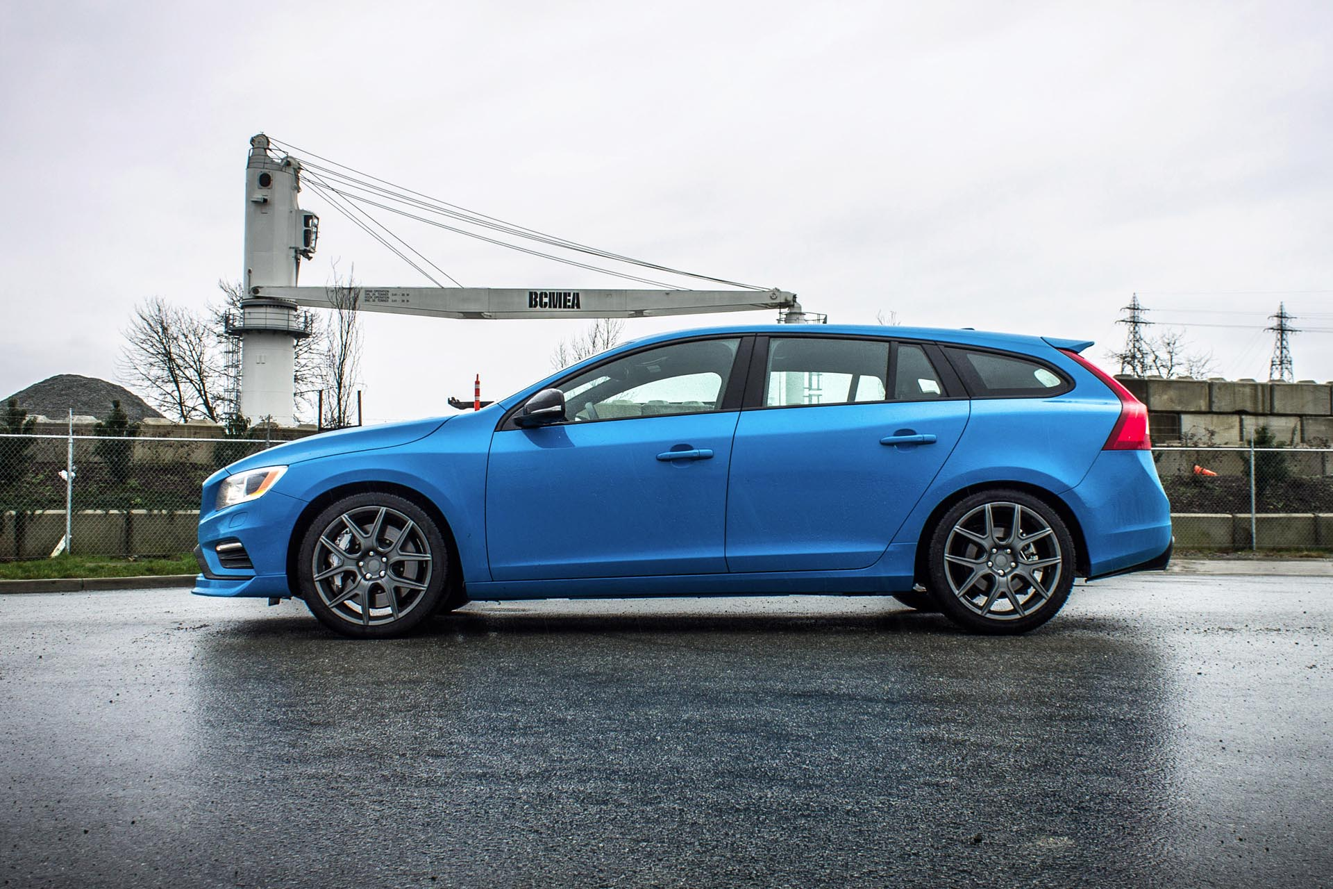 2015 Volvo V60 Polestar Autos Ca