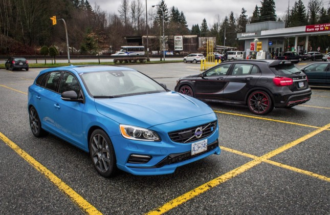 The Quick And The Dad 2015 Volvo V60 Polestar Page 2 Of 3 Autos